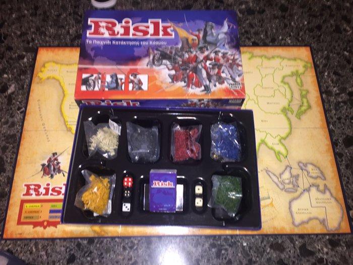 Πωλείται το Επιτραπέζιο Risk έκδοσης. Photo 0
