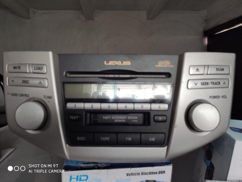 Монитор родной Lexus RX330: Монитор родной Lexus RX330