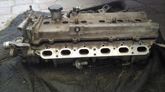 двигатель на алтезу 1g beams по запчастям, ( поршня, шатуны, поддон , в Бишкек