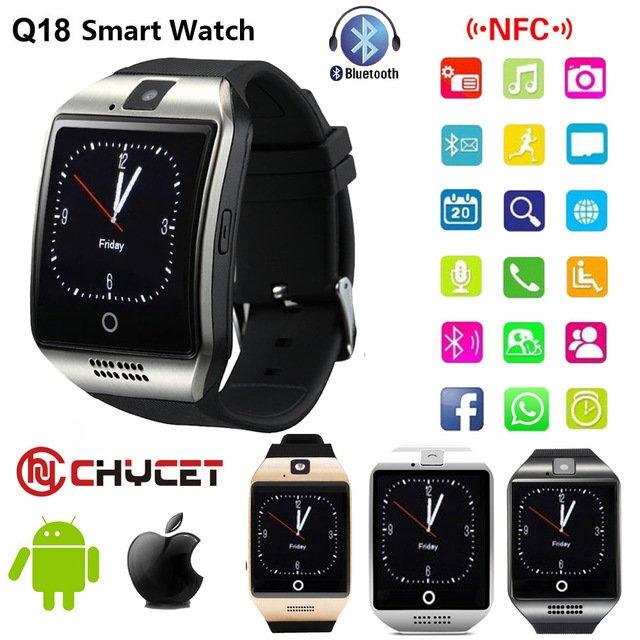 Najnoviji q18 smart watch - pametni sat -mobilni telefon  novo, - Kragujevac