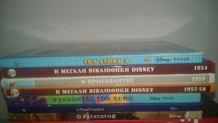 Βιβλία + παιδικά βιβλία από 3 έως 8 €. Photo 3