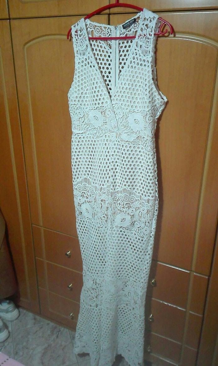 Maxi δαντελενια ολοσωμη φόρμα μοναδικο κομμάτι large σε Λαμία