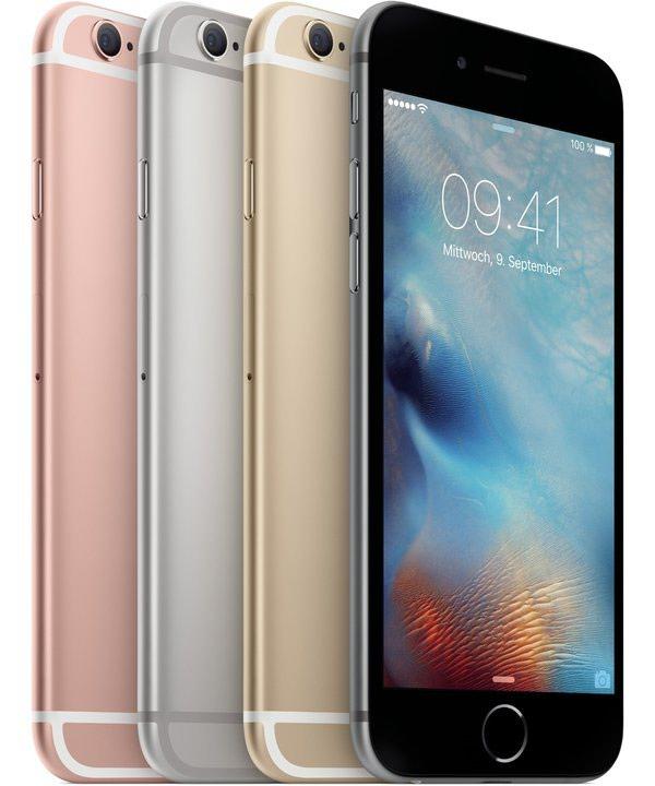 Apple iphone 6s 16gb μεταχειρισμενο πωλείται. Photo 0