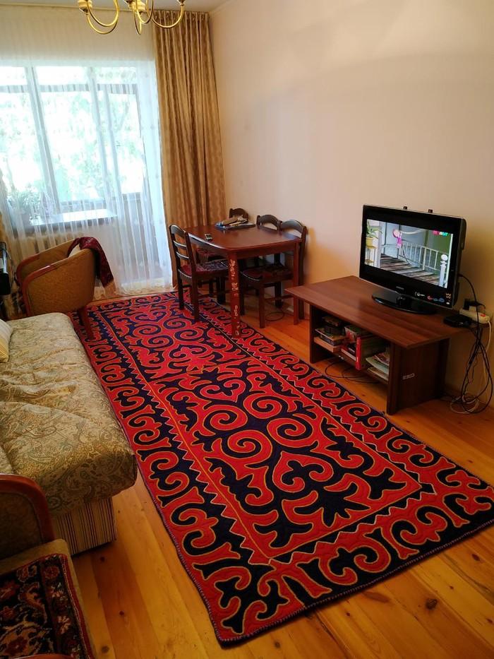 Сдается квартира: 2 комнаты, 52 кв. м., Бишкек. Photo 1