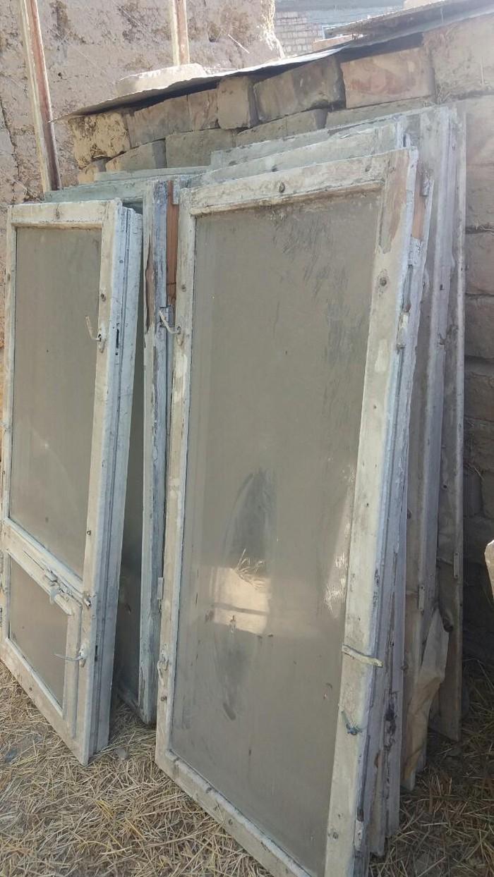 Рамы двойные со стеклами без коробок. 8штук. Photo 0