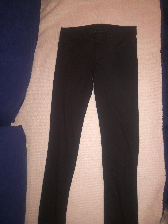 Crne helan pantalone, teranova. za neku mrsavicu do 48 kg. Xxs