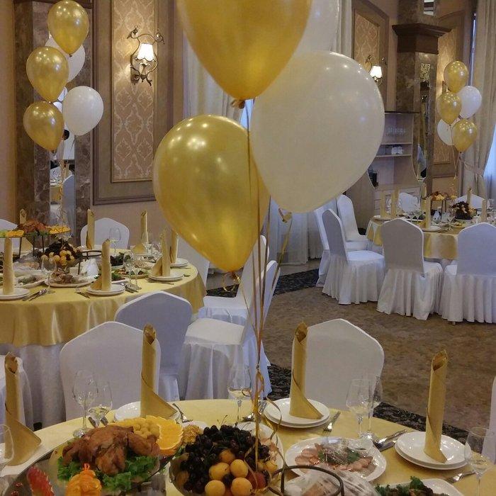 Свадебные оформления шарами!!!!. Photo 5
