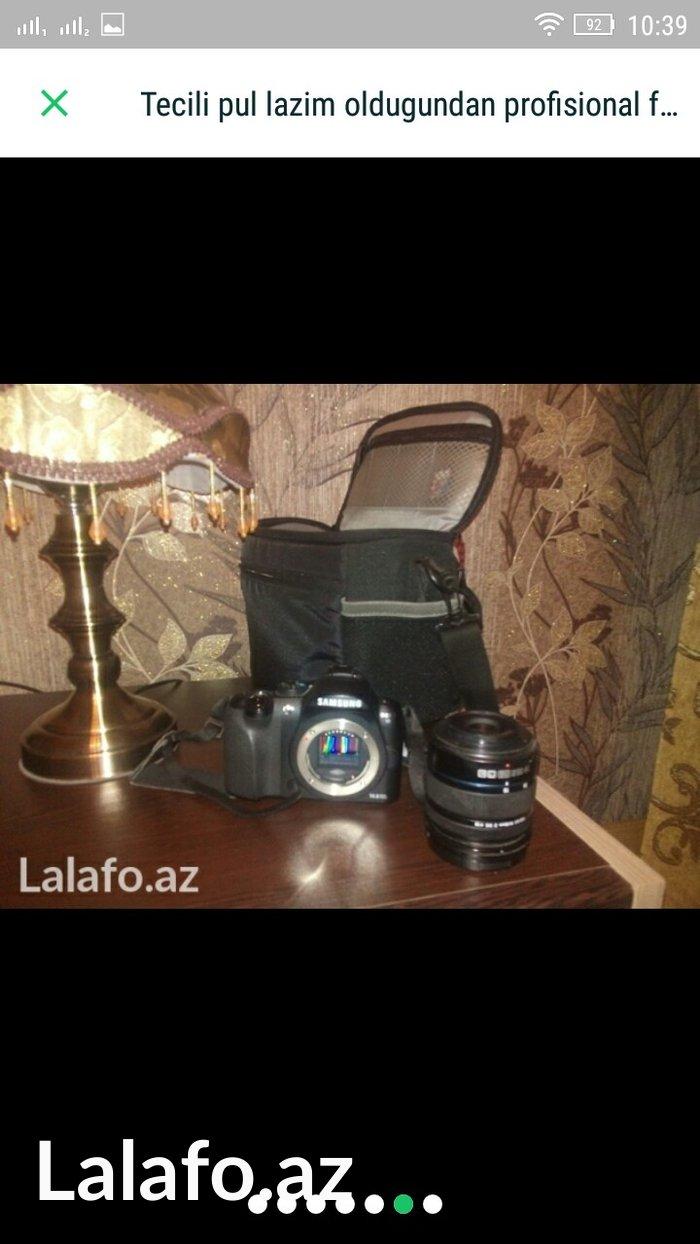 Bakı şəhərində Fotoaparat.Tecili profesional fotoaparat satilir.Aile fotoaparati olub