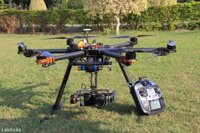 Самый мощный дрон в мире! С точной в Бишкек