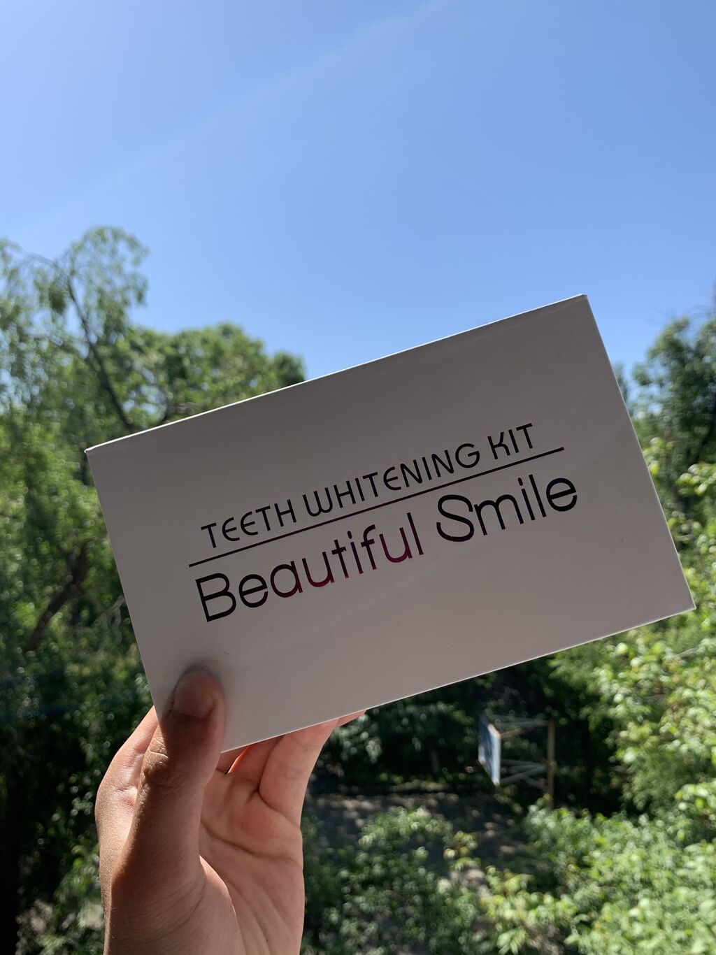Здравствуйте, представляю Вам наш фирменный товар Beautiful Smile