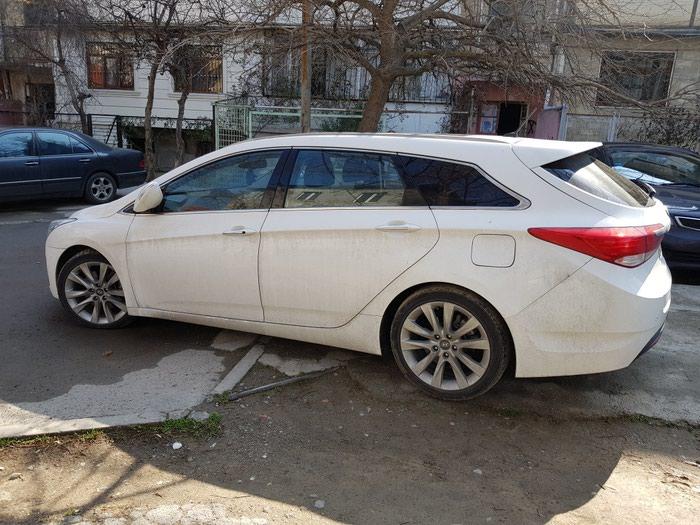 Hyundai i40 2012. Photo 2