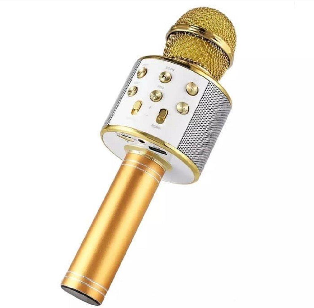 Blutuz karaoke mikrafon
