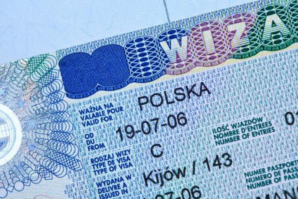 Рабочая польская виза, Работа в Польше