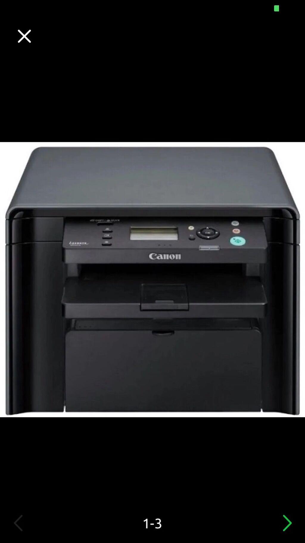 Принтер Canon MF4410 3в 1 Ксерокопия Сканер Печать