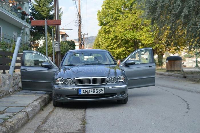 Jaguar X-type 2005. Photo 1