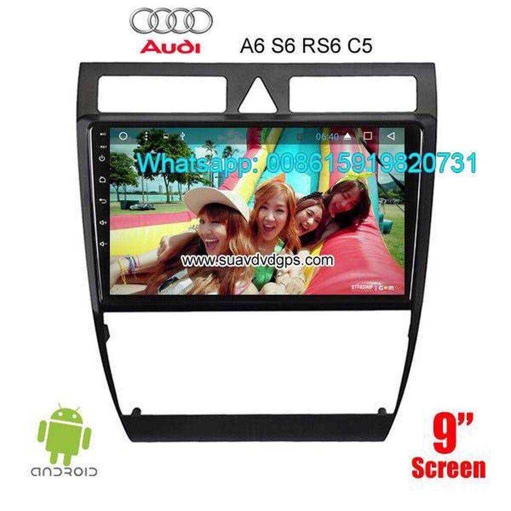 Audi A6 C5 S6 RS6 Auto Car Radio MultimediaModel Number   ad created 21 May 2021 08:59:37: Audi A6 C5 S6 RS6 Auto Car Radio MultimediaModel Number