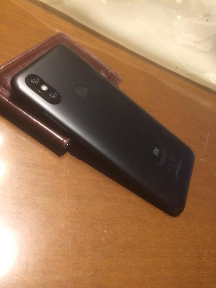 Μεταχειρισμένο Xiaomi Mi A2 64 GB μαύρος. Photo 7