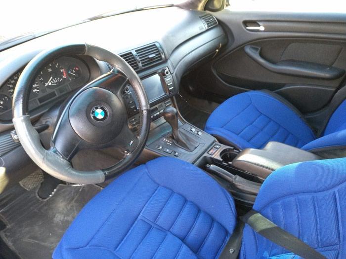 BMW 320 2002. Photo 6