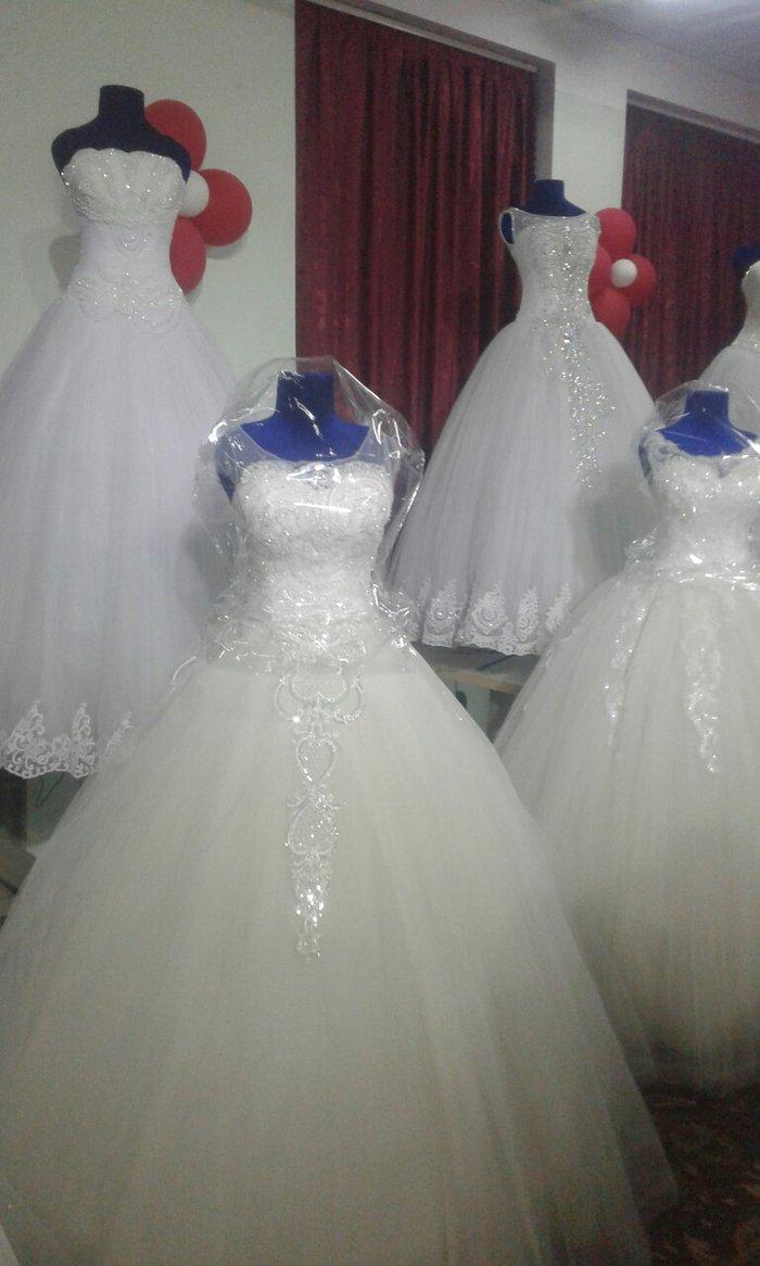Продажа и прокат свадебных  национальных и детских платьев. НОВЫЕ И Б/ in Душанбе