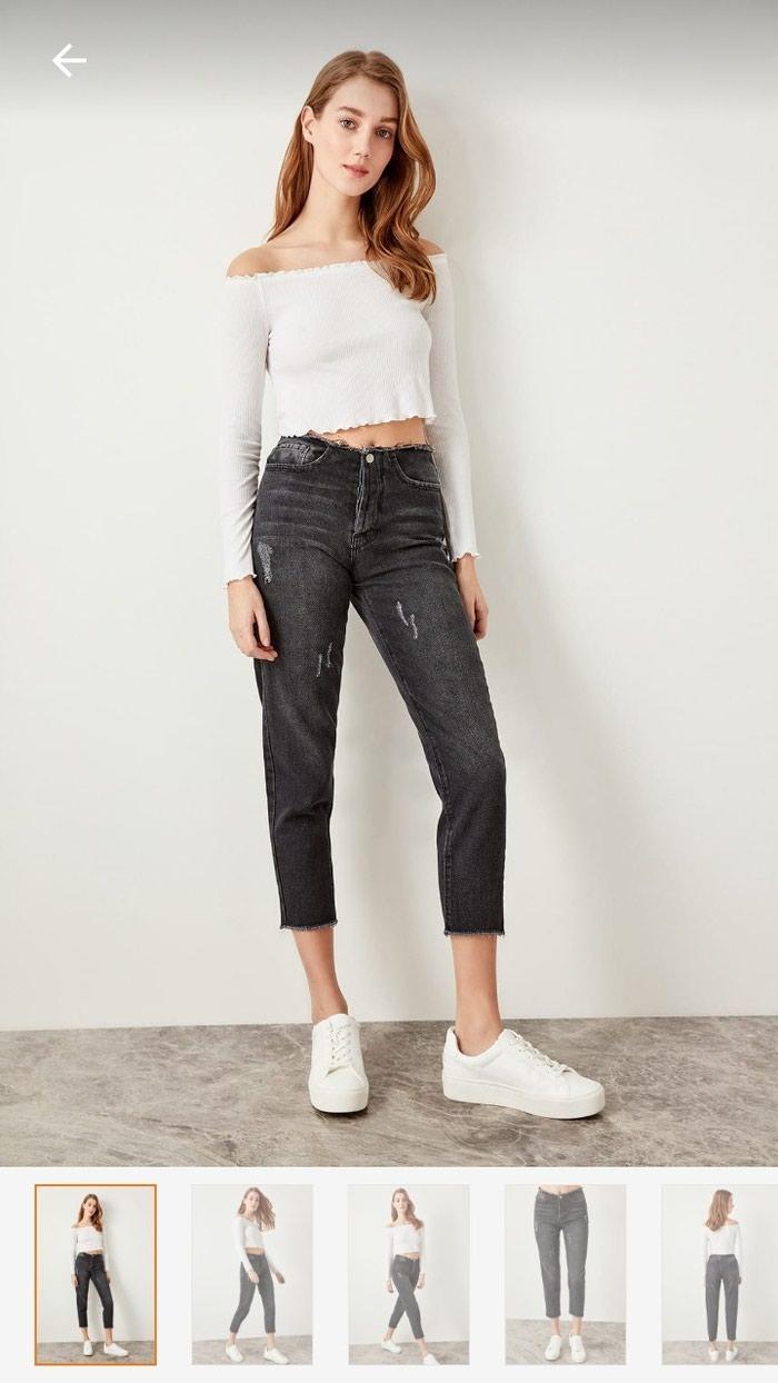 Bakı şəhərində Teze jeans.s bedene 36bedene uygun.turkiyenin tredyolmilla firmasi.