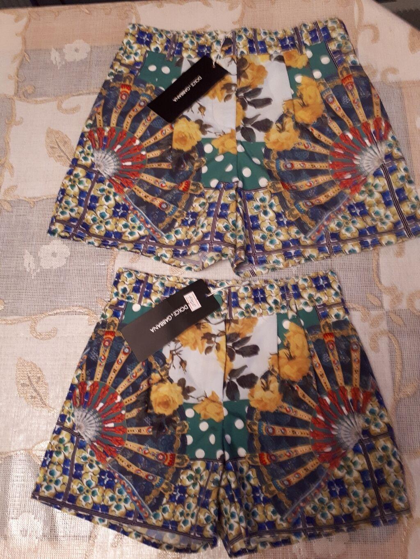 """Очень удобные шорты от """"DOLCE GABBANA"""" для девочек на лета от 8--12: Очень удобные шорты от """"DOLCE GABBANA"""" для девочек на лета от 8--12"""