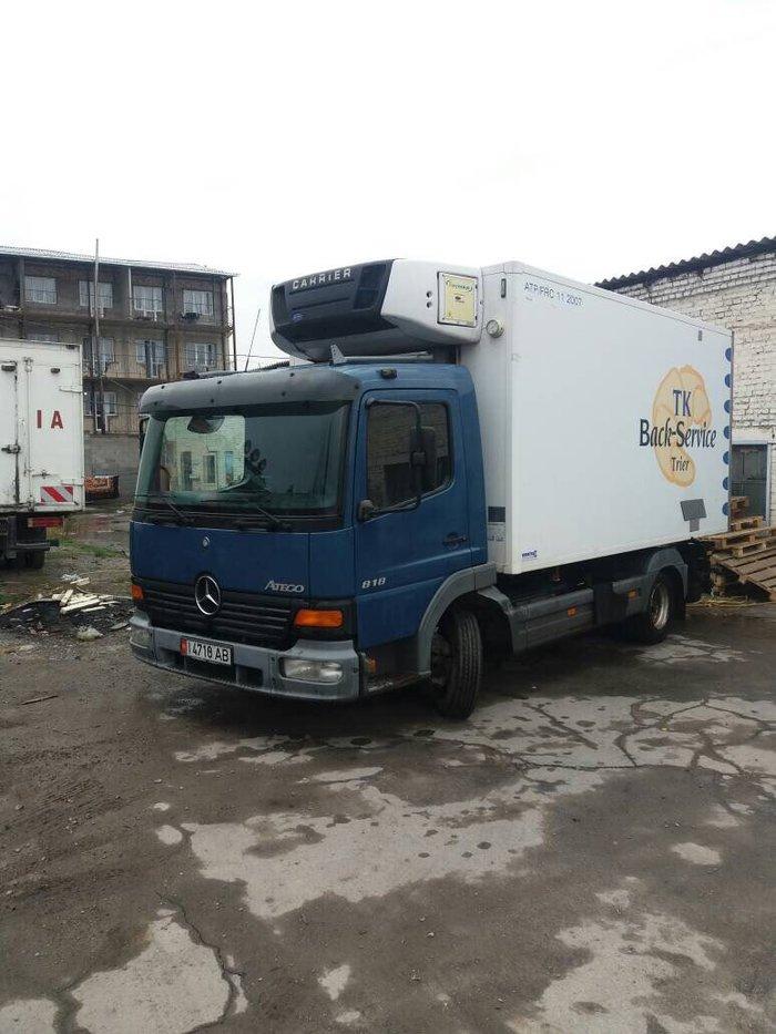 Продаю Mercedes Benz Atego 818, 2001 г.в Автономный холодильник в Бишкек