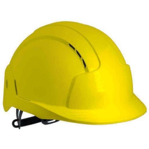 Κράνος Ασφαλείας jsp κίτρινο αχρησιμοποίητο