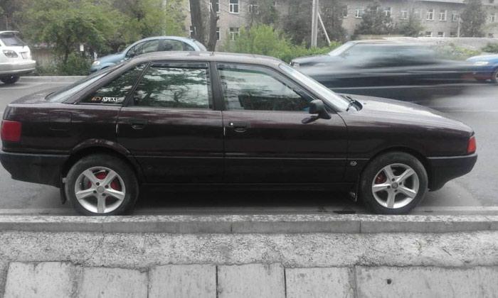 Audi 1992. Photo 7