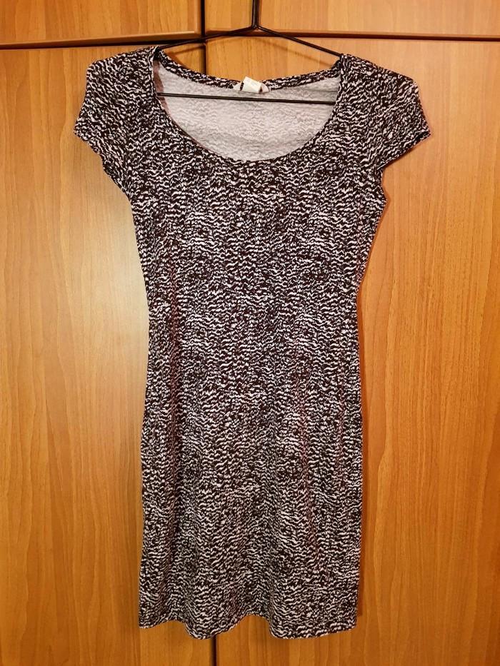 Φόρεμα animal print.  Μέγεθος small.  Τιμή 18€. σε Πειραιάς