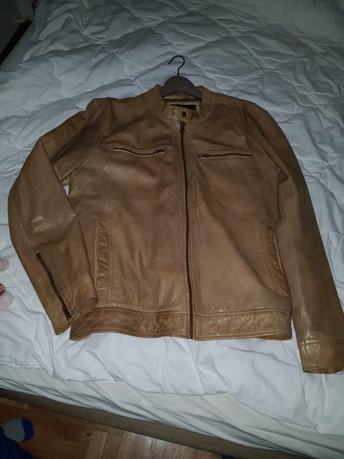 Nova kozna jakna velicina xl. Photo 1