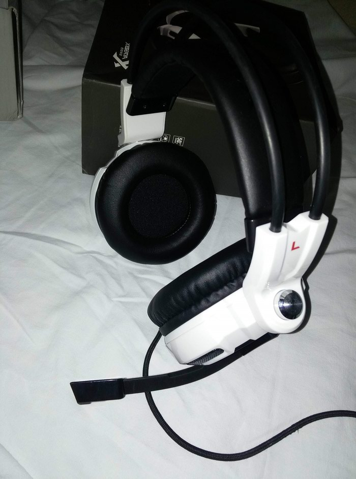 Xiberia K3 Gaming Headset. Photo 4