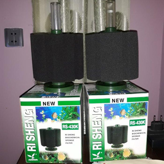 Pipo filtirler akvariumun suyunu goz yawi kimi temizleyir. Photo 0