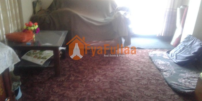 1000 square feet office space having 7 rooms and 1 toilet bath room in Kathmandu