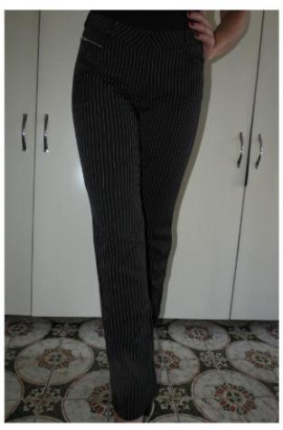 Ženske pantalone - Kraljevo: Pepe Jeans pantalone sa prugicama