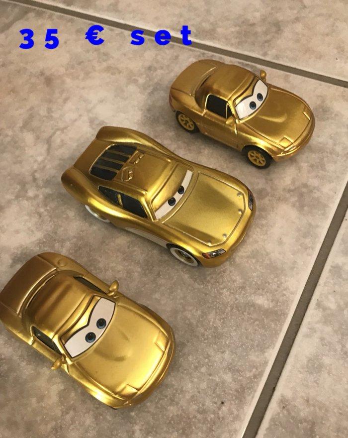 Disney cars pixar gold σε Μοσχάτο