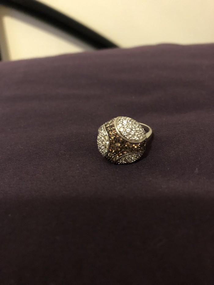 Όμορφο ασημένιο δαχτυλίδι 925 προς πώληση !!. Photo 1