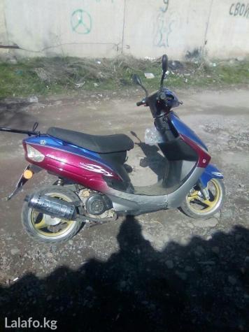 продаю скутер, 90 куб, привезён из словакии,  только звонить,055169653 в Кара-Балта