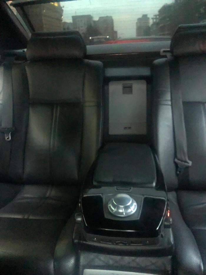 BMW 745 2002. Photo 2
