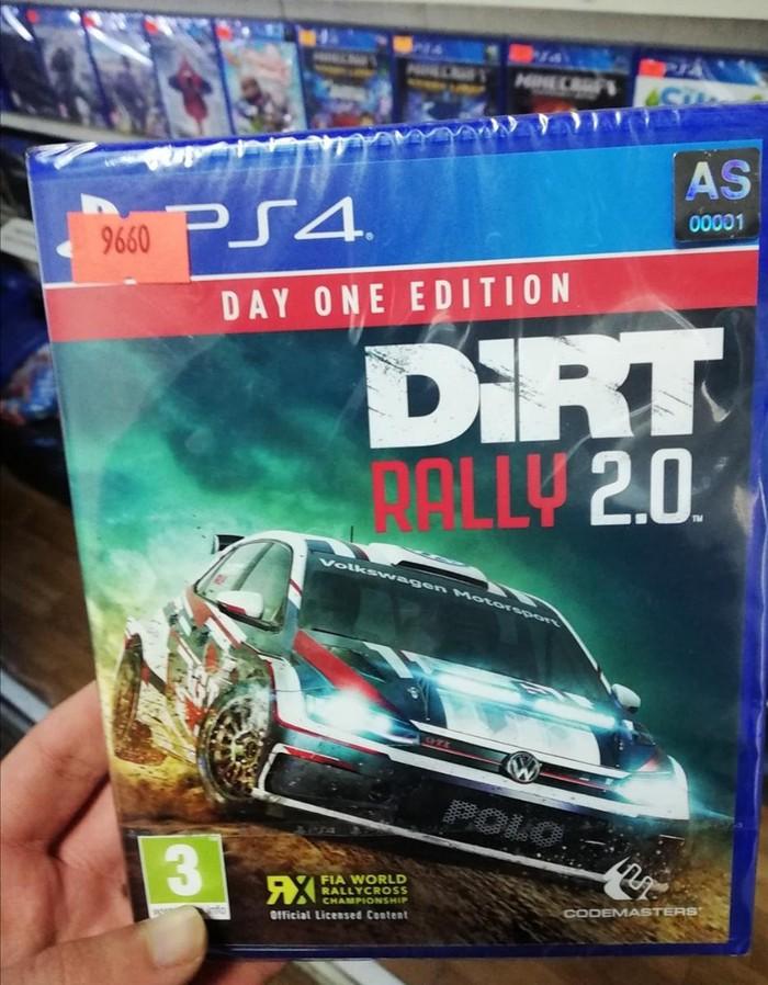 Dirt rally 2.0. Photo 0
