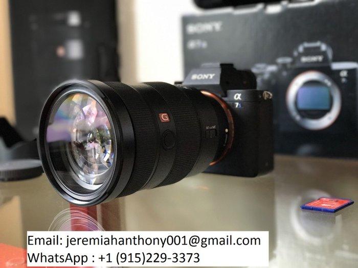 Νέα ψηφιακή φωτογραφική μηχανή Sony Alpha. Photo 0