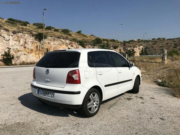 Volkswagen Polo 2002. Photo 2