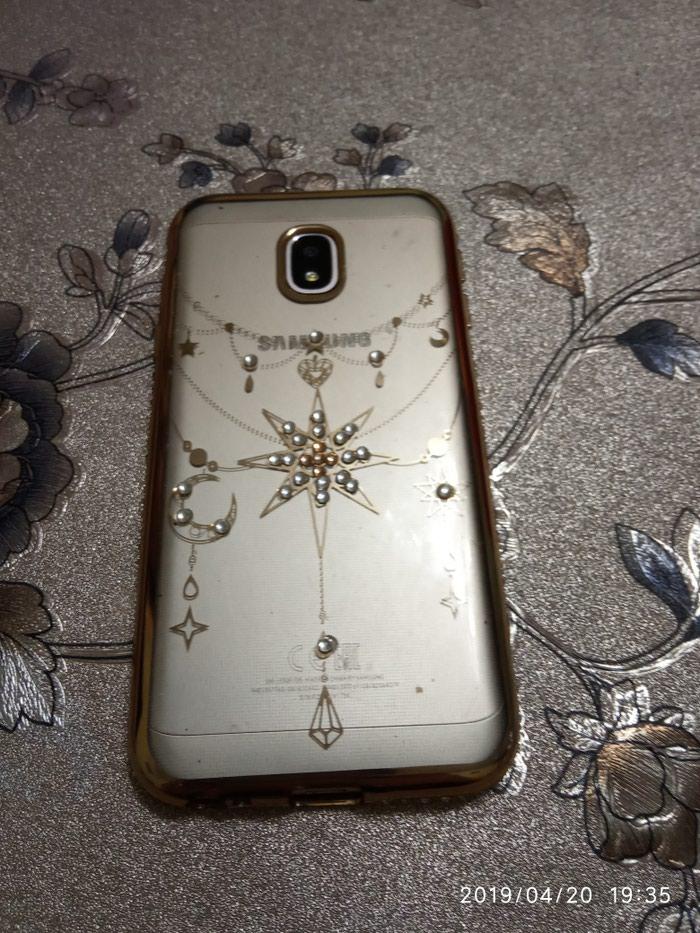 Б/у Samsung Galaxy J3 2017 32 ГБ Золотой. Photo 1