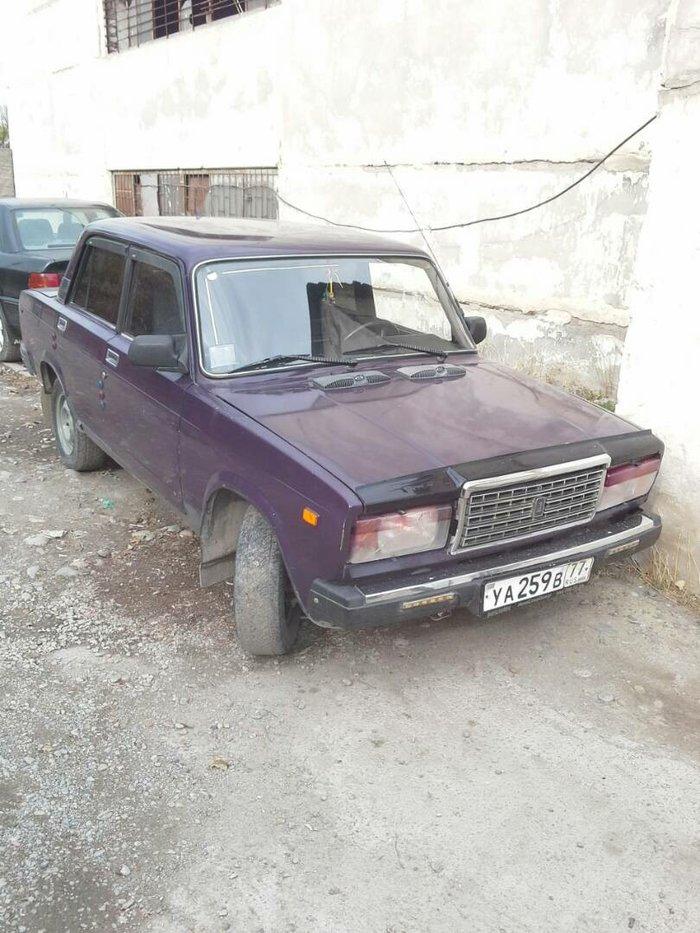Продаю ВАЗ 2107. в Бишкек