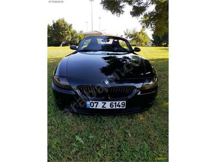 BMW Z4 2003. Photo 1