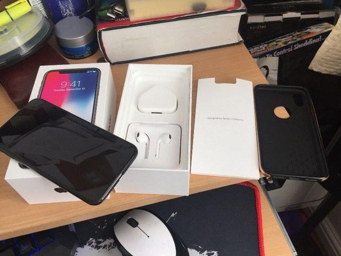 Brand New Apple iPhone x 256GB in Kathmandu