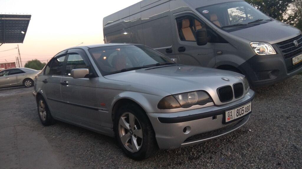 BMW 1.9 л. 2000: BMW 1.9 л. 2000