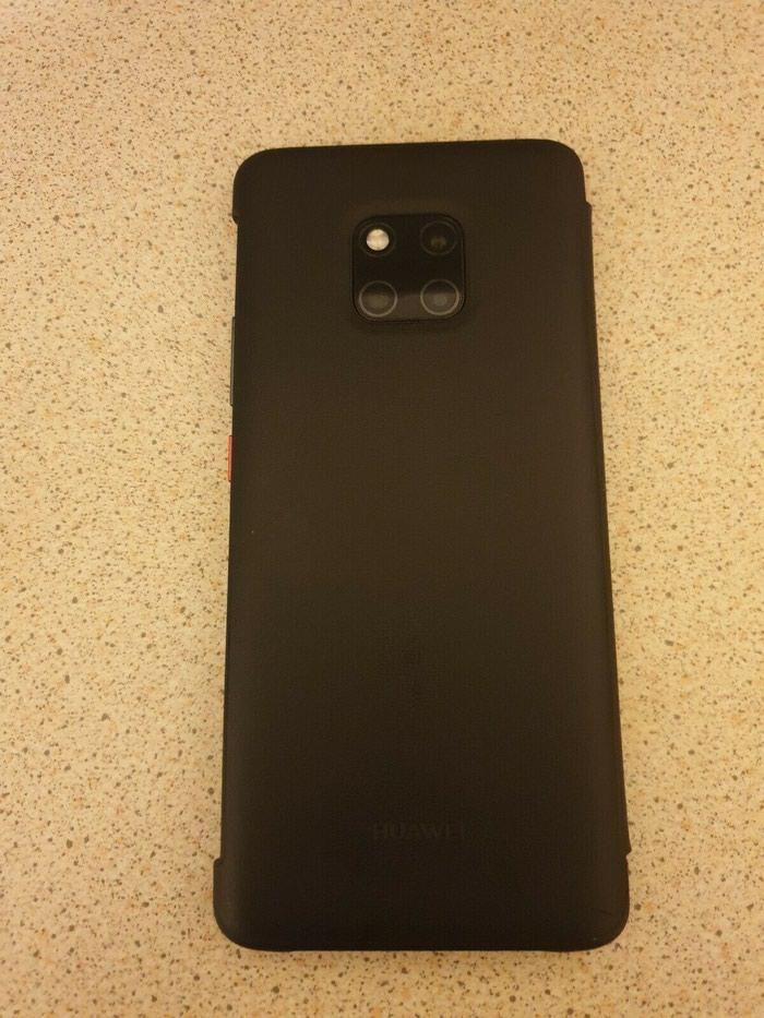 Huawei Mate 20 Pro LYA-L09 - 128GB - Μαύρο (O2) (Ενιαία SIM)