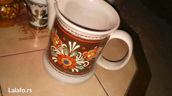 Unikat čajnik bez oštećenja, prelepp - Cuprija