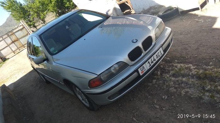BMW 520 2000. Photo 1