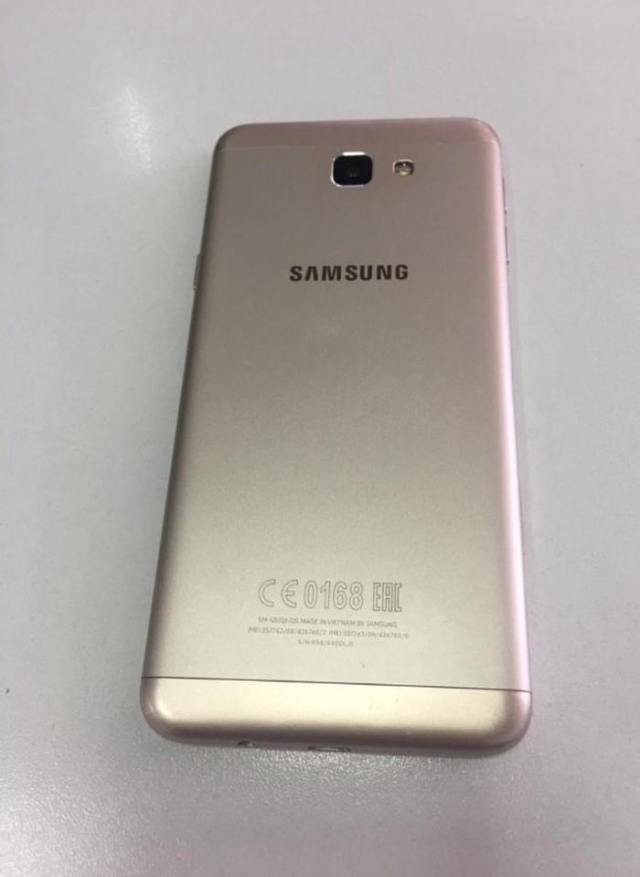 Новый Samsung Galaxy J5 16 ГБ Золотой. Photo 1